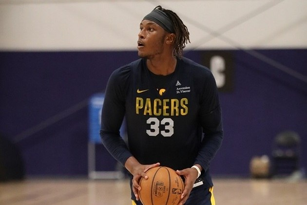 21- Myles Tuner (Indiana Pacers)