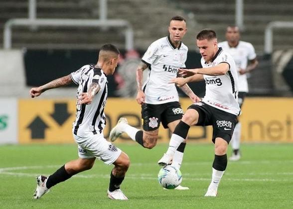 21ª Rodada - Corinthians perde para o Atlético-MG por 2 a 1 e cai para a 13ª posição (25 pontos). Distância para o G6: 9 pontos.