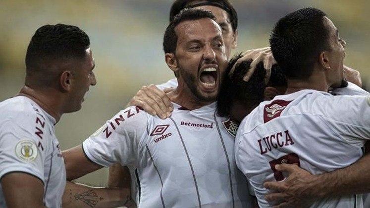 21ª rodada - Cuiabá x Fluminense