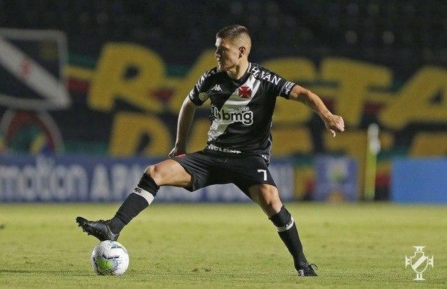 21º - Vasco 1x0 Fluminense - Campeonato Brasileiro 2020. Léo Gil cruzou, Cano dominou tirando do goleiro e só teve o trabalho de marcar.