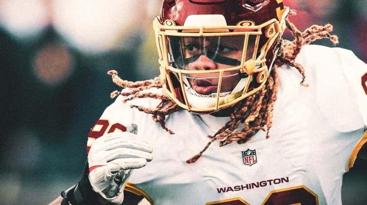 21º Washington Football Team (6-9): Sem Alex Smith, este time não vai a lugar algum. Haskins é uma decepção em seu segundo ano na NFL.