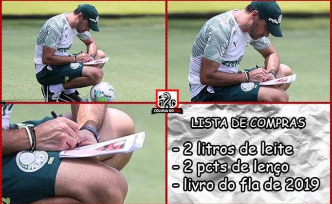 21/01/2021 (31ª rodada) - Flamengo 2 x 0 Palmeiras