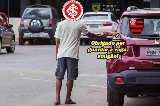 21/02/2021 (37ª rodada) - Flamengo 2 x 1 Internacional