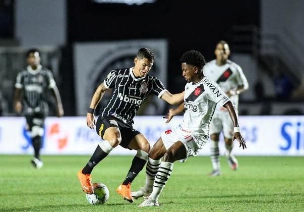 21/2 - 37ª rodada - Corinthians x Vasco - Neo Química Arena