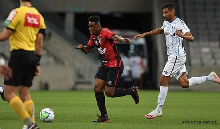 21/2 - 37ª rodada - Grêmio x Athletico-PR - Arena do Grêmio