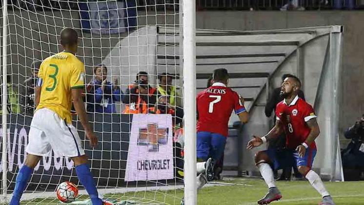 21h - Chile x Paraguai - Copa América - Onde assistir: Fox Sports