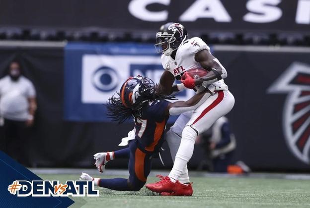 22º Denver Broncos - A franquia sofre com as dores de crescimento de um quarterback novo e em evolução na NFL.