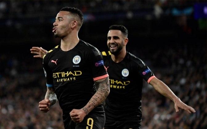 22º: Manchester City - 123 pontos - 74 jogos