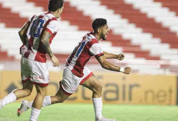 22 – Náutico (R$ 263 milhões) - a força do clube, assim como dos seus rivais pernambucanos, é seu estádio, muito bem localizado no Recife. Por outro lado, o clube tem altas dívidas e baixo crescimento de receitas