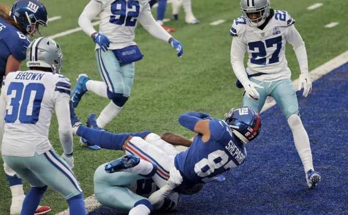 22º New York Giants (6-10): A defesa está encaminhada. Joe Judge e companhia têm que focar em consertar o ataque do time na próxima temporada.