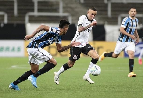 22ª rodada - Corinthians 0 x 0 Grêmio - prejuízo de R$ 61.548,44