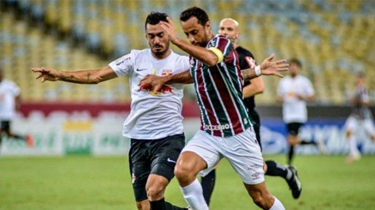 22ª rodada - Fluminense x Red Bull Bragantino