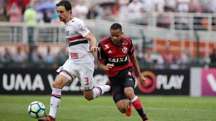 22/10/2017 - São Paulo 2 x 0 Flamengo (Morumbi) - Campeonato Brasileiro
