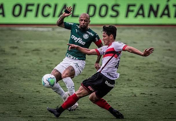 22/2 - 37ª rodada - Palmeiras x Atlético-GO - Allianz Parque