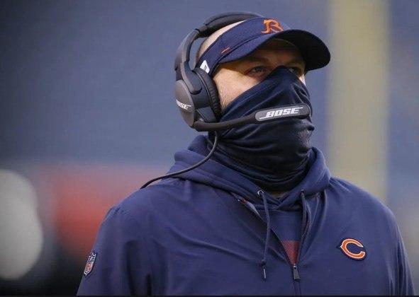 23º Chicago Bears (5-7) - Em queda livre e sem sinais de reviravolta. São seis derrotas consecutivas e contando...