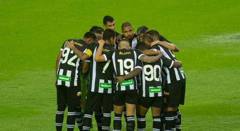 Figueirense costumava frequentar a Série A do Brasileirão