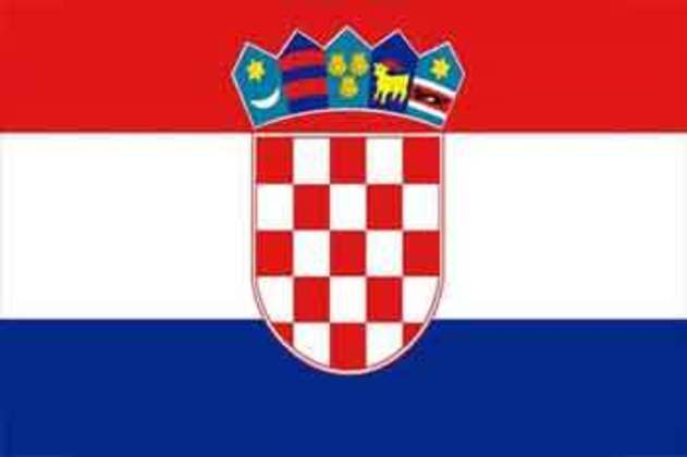 23º lugar - Croácia: 4 pontos (ouro: 1 / prata: 0 / bronze: 1)