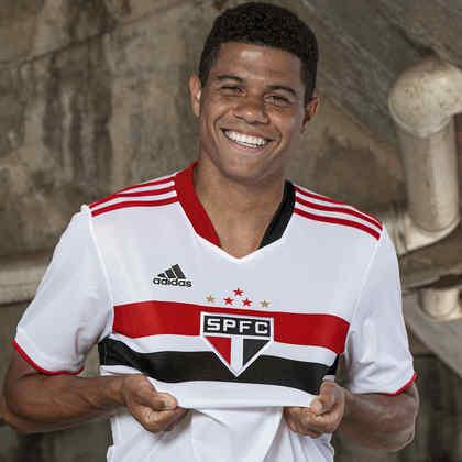 23º lugar: Gabriel Sara - Meia - São Paulo - 21 anos - Valor de mercado segundo o site Transfermarkt: 6,5 milhões de euros (aproximadamente R$ 41,83 milhões)