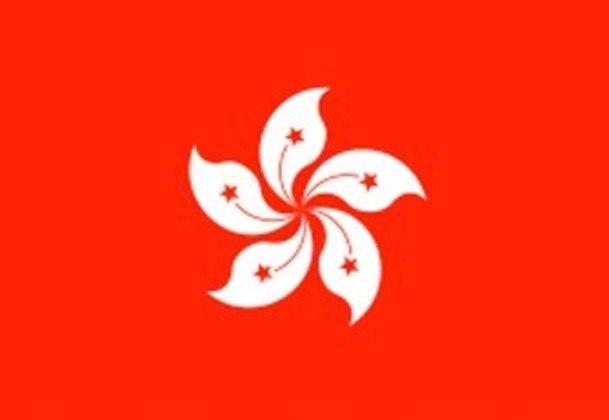23º lugar – Hong Kong: 5 pontos (ouro: 1 / prata: 1 / bronze: 0)
