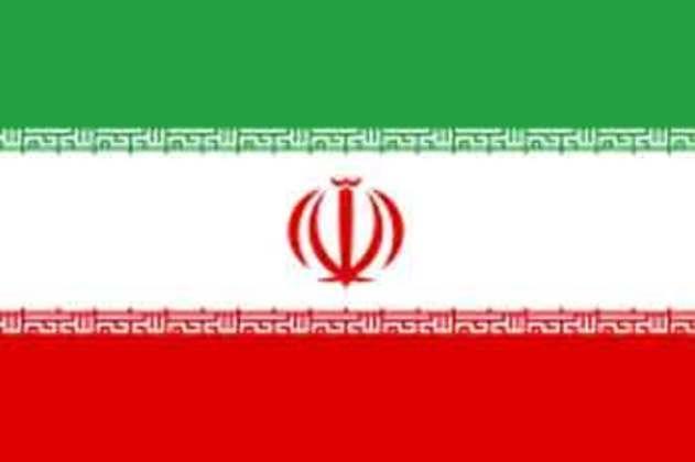 23º lugar - Irã: 3 pontos (ouro: 1 / prata: 0 / bronze: 0)
