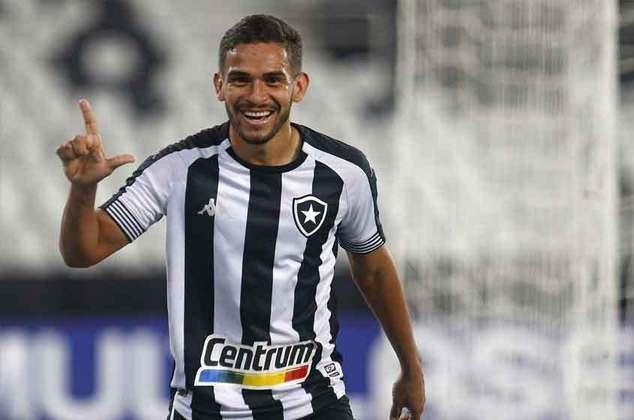 23º - Marco Antônio  - Time: Botafogo - Posição: Meia-atacante - Idade: 23 anos - Valor segundo o Transfermarkt: 1 milhão de euros (aproximadamente R$ 6,18 milhões)