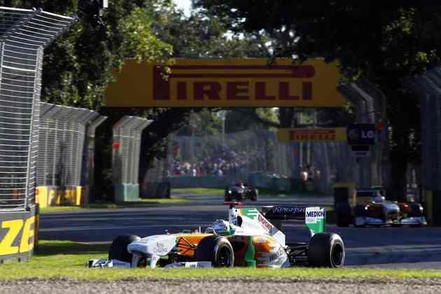 23º) Paul di Resta abandonou a corrida e, logo depois, a carreira na F1. Virou comentarista de uma emissora britânica
