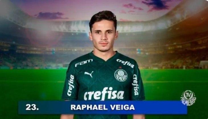 23 - Raphael Veiga