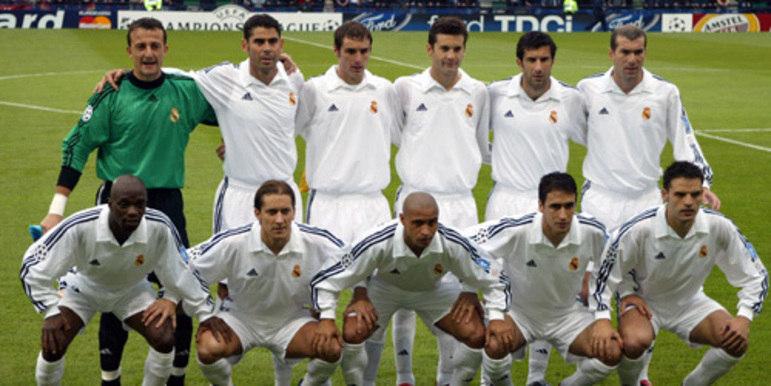 Real Madrid-ESP (2001-2002)