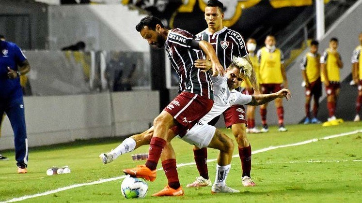 23ª rodada - Santos x Fluminense