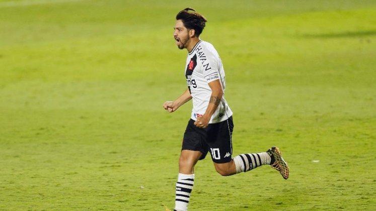 23º - Vasco 3x2 Atlético-MG - Campeonato Brasileiro 2020. Em um lindo lançamento de Benítez, Cano pegou de primeira e marcou um golaço na vitória do Gigante da Colina.