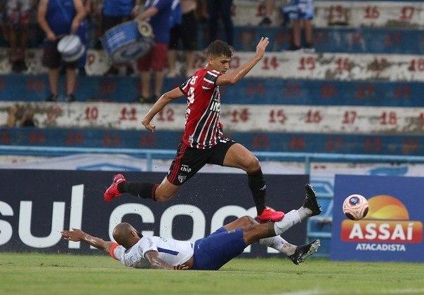 23/04 – São Paulo x Santo André – Paulistão