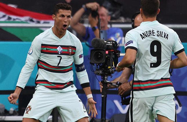 23/06 - 16h: Eurocopa - Portugal x França / Onde assistir: SporTV