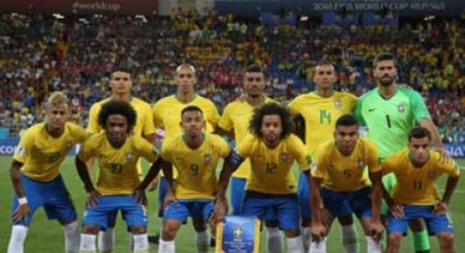 236 seleção brasileira