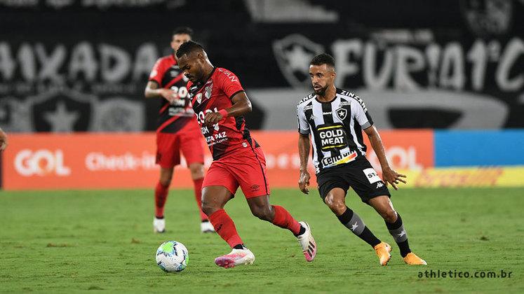 24º: Athletico-PR