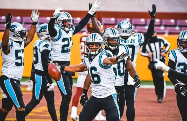 24º Carolina Panthers (5-10): O recorde na temporada é enganoso para uma equipe que atuou em tão bom nível. Ansioso pelo ano 2 da era Matt Rhule.
