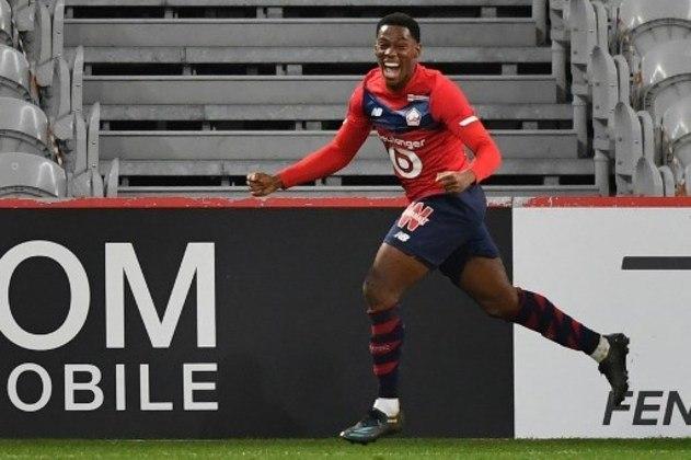 24º – Jonathan Bamba - O ponta-esquerda do Lille, de 24 anos, é outro jogador avaliado em 25 milhões de euros (R$ 165 milhões).