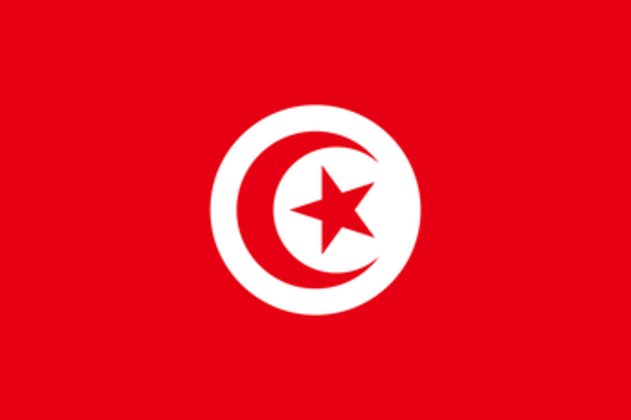 24º lugar - Tunísia: 5 pontos (ouro: 1 / prata: 1 / bronze: 0)