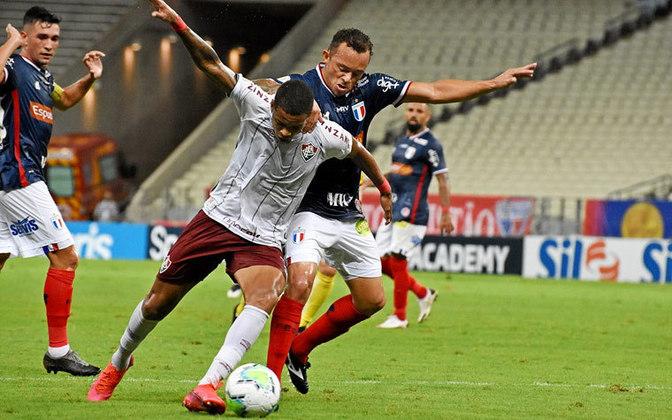 24ª rodada - Fluminense x Fortaleza
