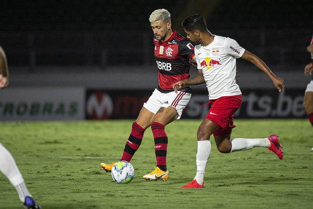 24ª rodada - Red Bull Bragantino x Flamengo