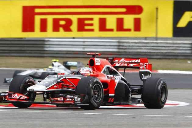 24º) Timo Glock, aquele, nem largou para o GP da Turquia de 2011. Atualmente, corre no DTM