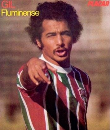 24/04/1976 - Fluminense 9 x 0 Goytacaz - Gols do Fluminense: Gil (foto) (3), Doval (3), Totonho (contra), Dirceu e Paulo César