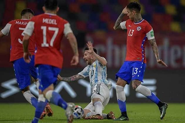 24/06 - 21h: Copa América - Chile x Paraguai / Onde assistir: Fox Sports