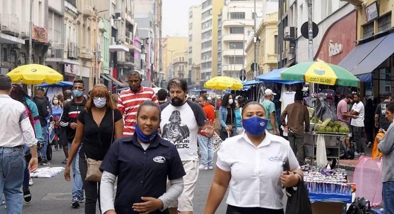 São Paulo é um dos estados com tendência de queda dos casos de SRAG