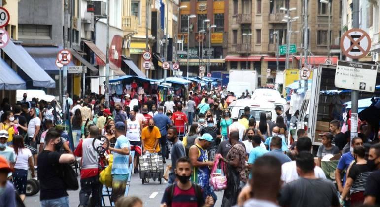 Governo Doria adia reclassificação do Plano São Paulo para sexta-feira (8)