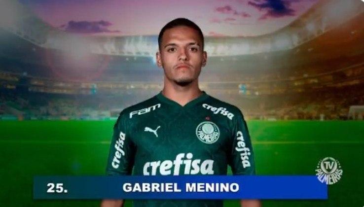 25 - Gabriel Menino