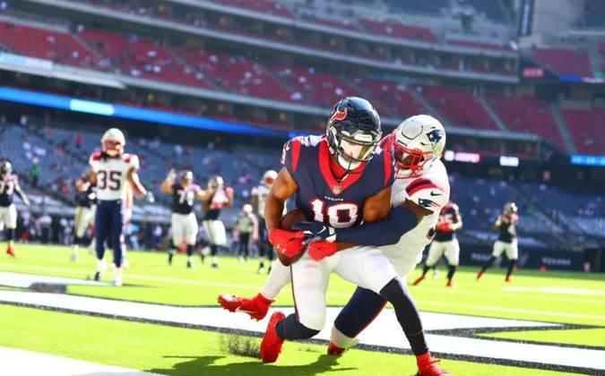 25º Houston Texans - Vitória sobre os Patriots pode dar o empurrão necessário para terminar a temporada com dignidade.