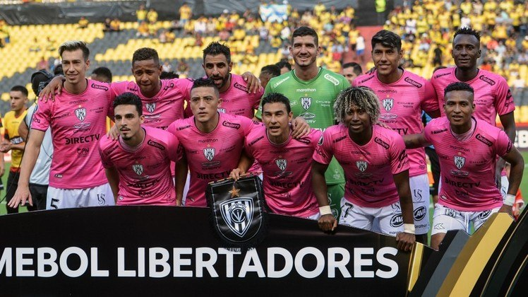 25 – Independiente del Valle: no grupo A, o Independiente tem valor de 11,83 milhões de euros (R$ 74,42 milhões)