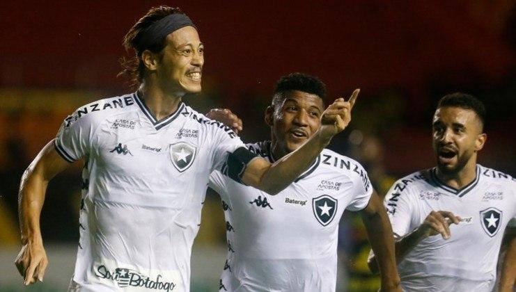25) Iniciando a lista está o Botafogo, com 1.490 interações médias por post em seu Twitter oficial.