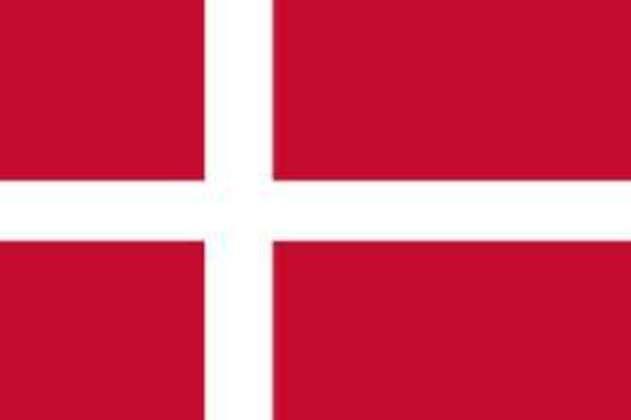 25º lugar - Dinamarca: 11 pontos (ouro: 2 / prata: 1 / bronze: 3).