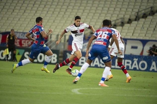 25ª rodada - Fortaleza x Flamengo